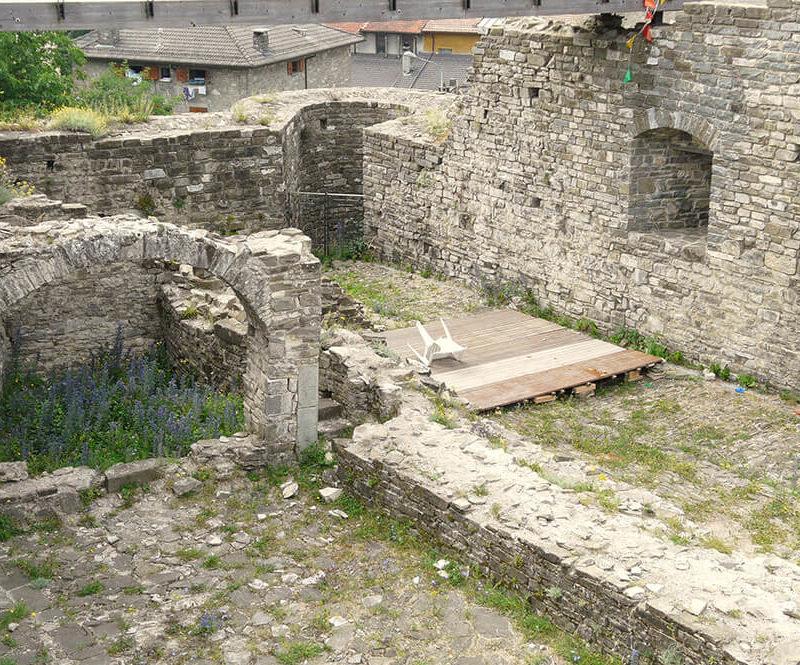 Castello di Berceto