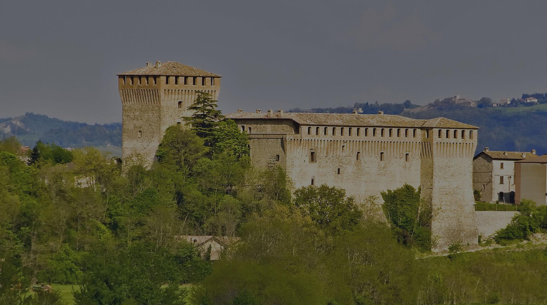 il castello di varano