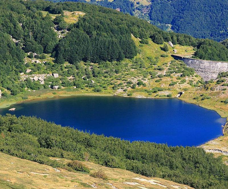 lago verde parma - parco dei centolaghi