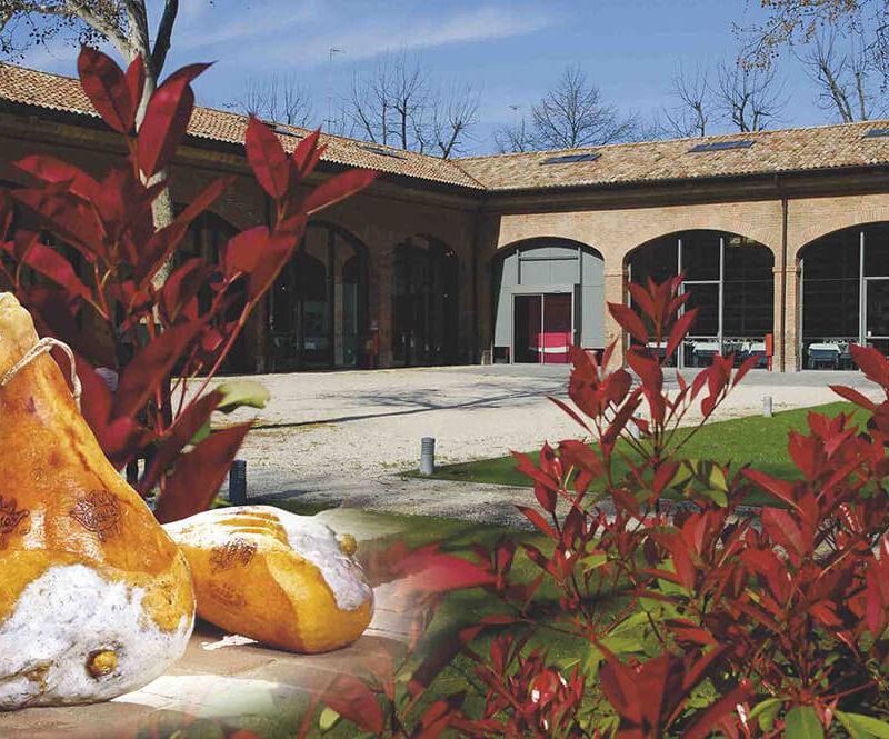 museo del prosciutto - langhirano