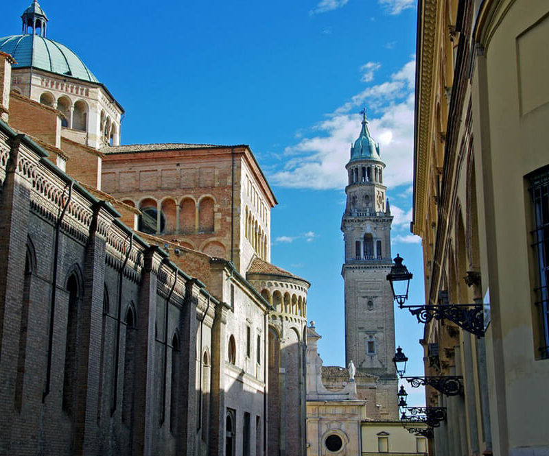 parma - campanile